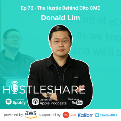 Donald Lim - The Hustle Behind Dito CME