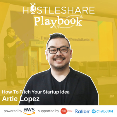Playbook #4 - How To Pitch Your Startup Idea ⚾