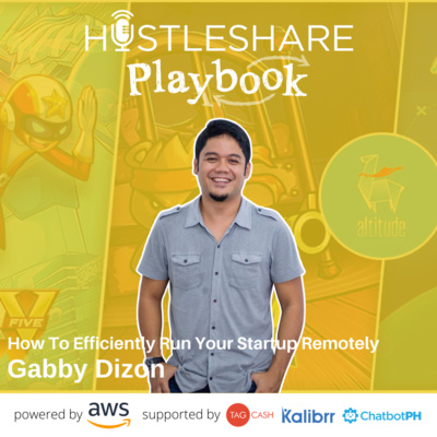 Playbook #6 - How To Efficiently Run Your Startup Remotely 💻