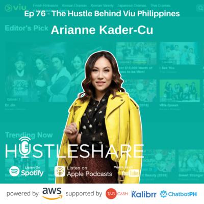 Arianne Kader-Cu - The Hustle Behind Viu Philippines