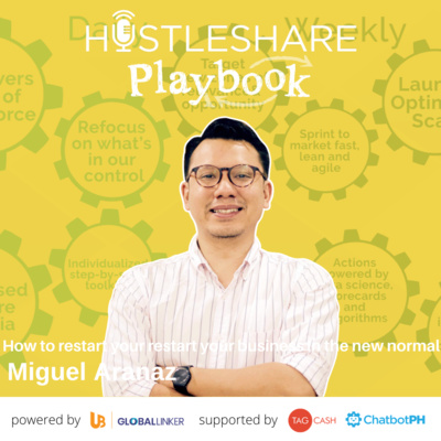 Playbook #9 - How to restart your business in the new normal 📌