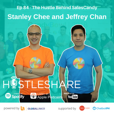 Stanley Chee and Jeffrey Chan - The Hustle Behind SalesCandy