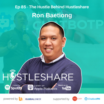 Ron Baetiong - The Hustle Behind Hustleshare