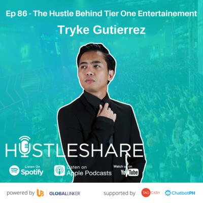 Tryke Gutierrez - The Hustle Behind Tier One Entertainment