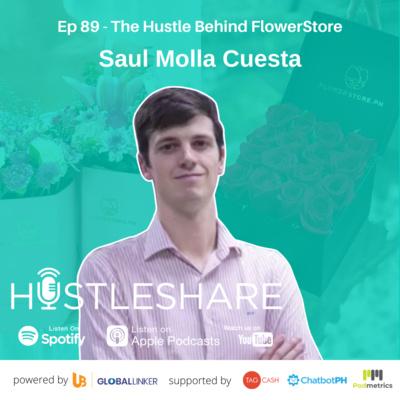 Saul Molla Cuesta - The Hustle Behind FlowerStore