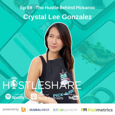 Crystal Lee Gonzalez - The Hustle Behind Pickaroo