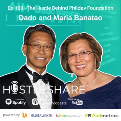 Dado and Maria Banatao - The Hustle Behind Phildev Foundation