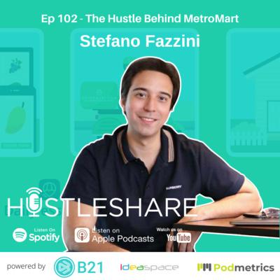 Stefano Fazzini - The Hustle Behind MetroMart