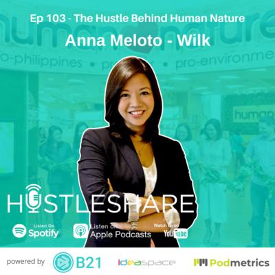 Anna Meloto-Wilk - The Hustle Behind Human Nature