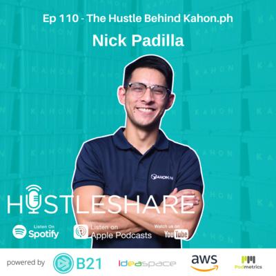 Nick Padilla - The Hustle Behind Kahon.ph