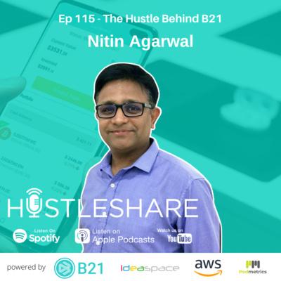 Nitin Agarwal - The Hustle Behind B21