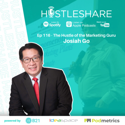 Josiah Go - The Hustle Of The Marketing Guru