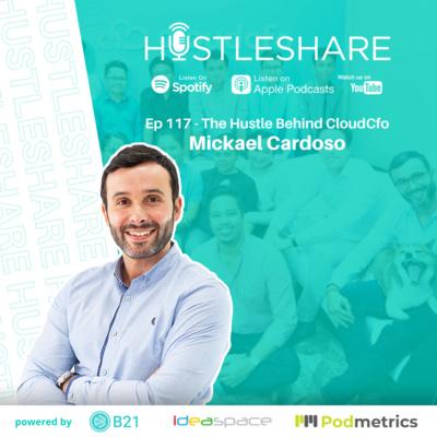 Mickael Cardoso - The Hustle Behind CloudCfo