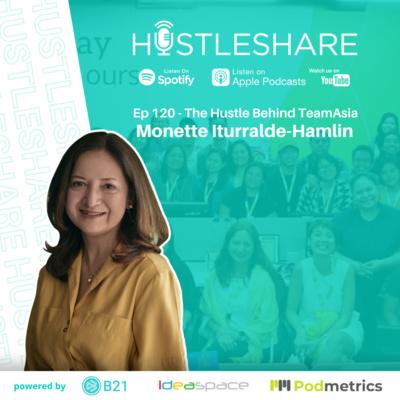 Monette Iturralde-Hamlin - The Hustle Behind TeamAsia