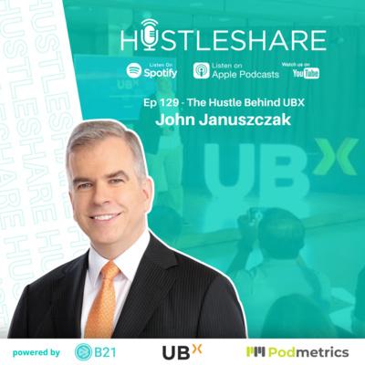 John Januszczak - The Hustle Behind UBX