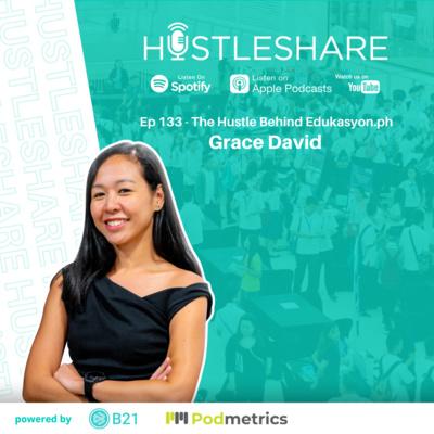Grace David - The Hustle Behind Edukasyon.ph
