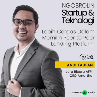 Taufan: Lebih Cerdas Dalam Memilih Peer to Peer Lending Platform
