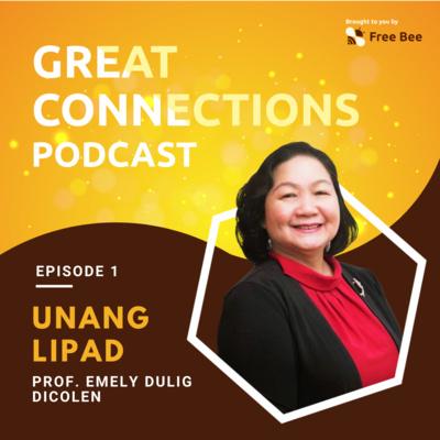 Ep. 1: Unang Lipad (Feat. Prof. Emely Dulig Dicolen)