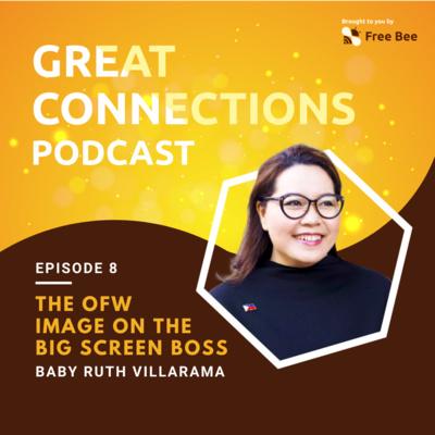Ep. 8: The OFW Image on the Big Screen (Feat. Baby Ruth Villarama)