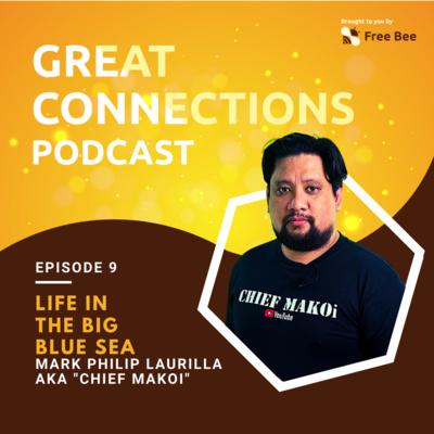 Ep. 9: Life in the Big Blue Sea (Feat. Chief Makoi)
