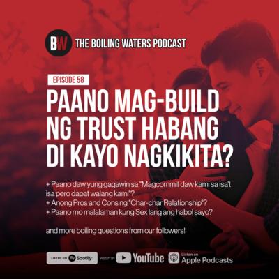 """58. Paano daw yung gagawin sa """"Magcommit daw kami sa isa't isa pero dapat walang kami""""?"""