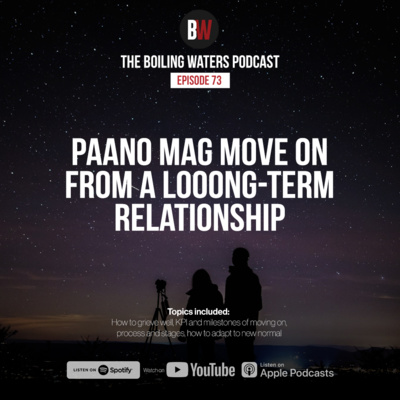 73. Moving on from a LONG-TERM RELATIONSHIP