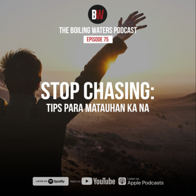 75. Stop Chasing