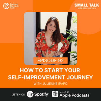 How To Start Your Self-Improvement Journey With Julienne Ipapo