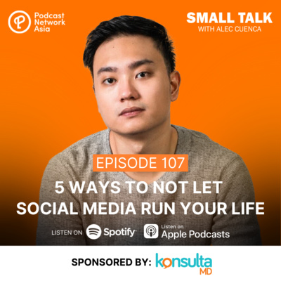 5 Ways To Not Let Social Media Run Your Life