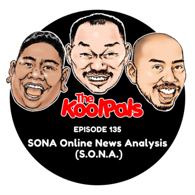 EPISODE 135: SONA Online News Analysis (S.O.N.A.)
