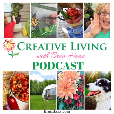 Paperwhites, Turkeys and Twitter : Episode 3 by Creative Living with Bren Haas
