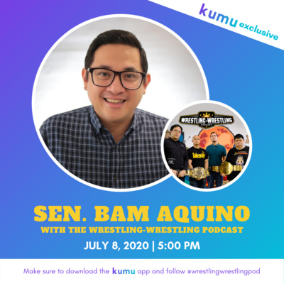 Ep. 347: Hanging Out With Bam Aquino
