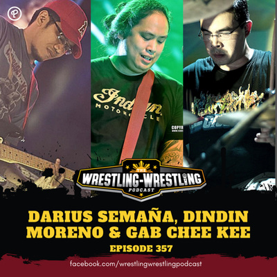 Ep. 357: Parokya ng Wrestling