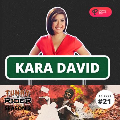 Ep. 21: Kara David