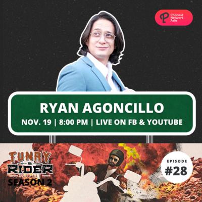 Ep. 28: Ryan Agoncillo