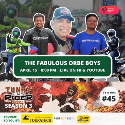 Ep. 45: The Fabulous Orbe Boys!