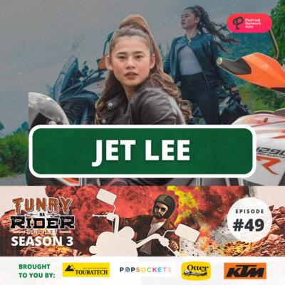 Episode 49: Tunay na Rider of the week: Jet Lee, Stunt Rider, LTO Safety Ambassadress and Tiktok Mega Star