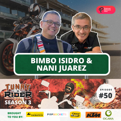Episode 50: Bimbo and Nani share why KTM's are the Best Bikes in the World Made in the PH