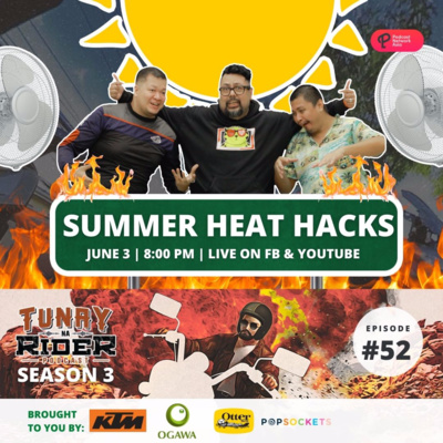 Episode 52: Beat the Heat: Tips from Doc Rollie Tiongson Thermo-master, BM Espino