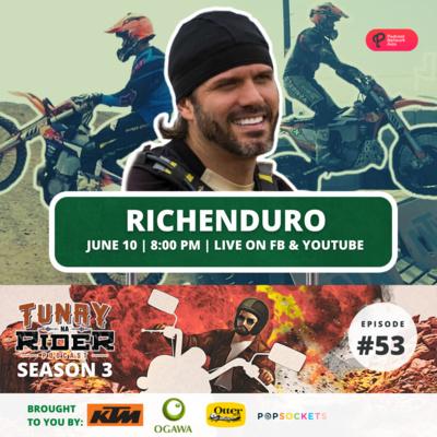 EPISODE 53: How to Hard Enduro w/ RICHENDURO