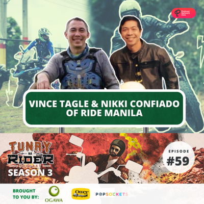 Episode 59: Group Riding tips with Ride Manila