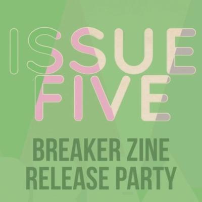 3fd3e67d Breaker Zine   NJKnowScene • A podcast on Anchor