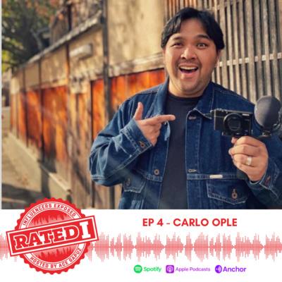 Episode 4: Carlo Ople