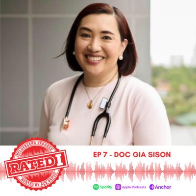 Episode 7: Doc Gia Sison