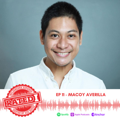 Episode 11: Macoy Averilla