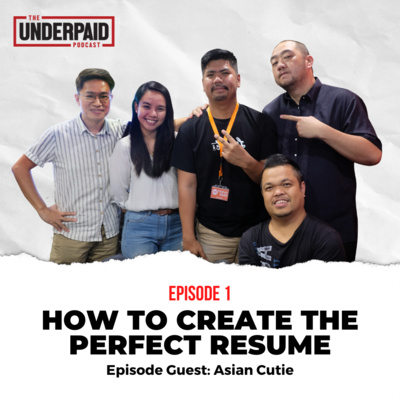 Episode 1: How to Create the Perfect Resume