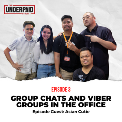 Episode 3: Group Chats and Viber Groups in the Office