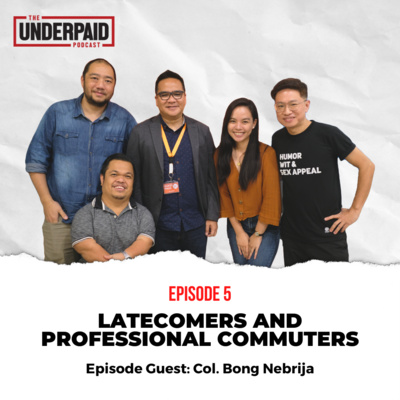 Episode 5: Latecomers and Professional Commuters