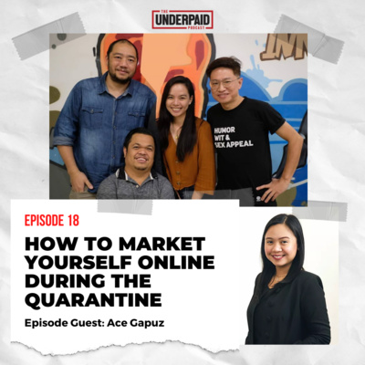 Episode 18: How to Market Yourself Online During the Quarantine