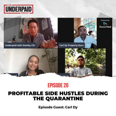 Episode: 20 Profitable Side Hustles during the Quarantine
